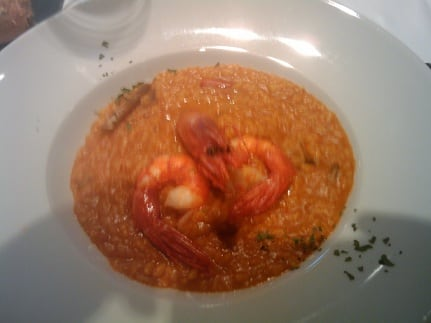 arroz-gambas-setas