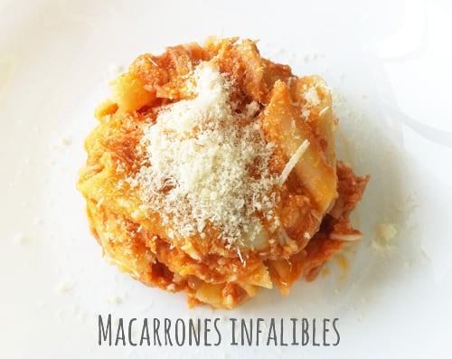Cocinar Macarrones   Receta De Macarrones Con Atun Infalible Cocinar Para Ninos