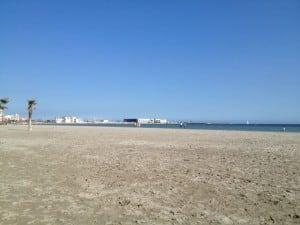 Un paseo por la playa, el mejor remedio...